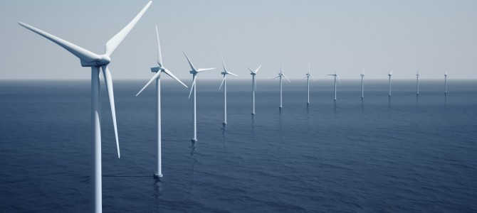 Au Danemark : l'éolien marin sous la barre des 95€/MWh
