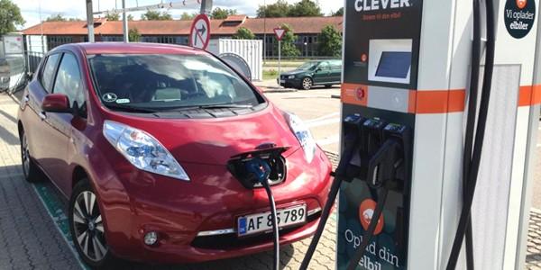 Fin 2015, vous pourrez traverser le Danemark en voiture électrique!