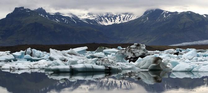 Islande: le réchauffement climatique soulève durablement l'îlot volcanique