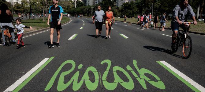 Jeux Olympiques et environnement ne font pas bon ménage!