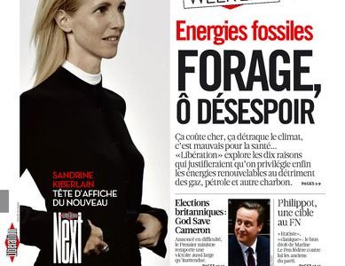 Climat, piqûre de rappel (2): «… Ô fossiles ennemies !»