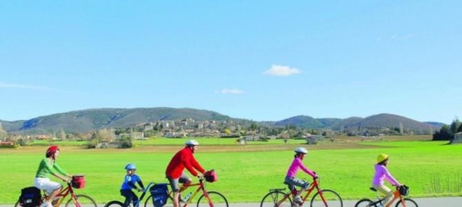 A la découverte des villages secrets du Vaucluse… à vélo!