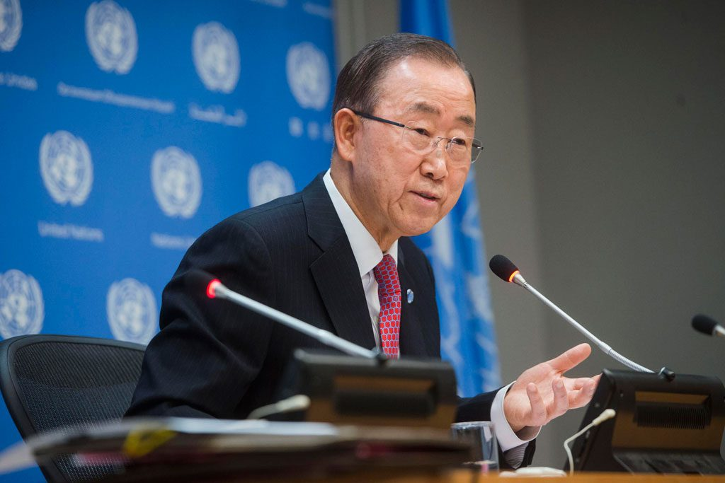 End-of-Year Press Conference by the Secretary-General
