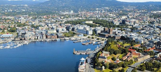 Oslo (Norvège) dit NON aux énergies fossiles!