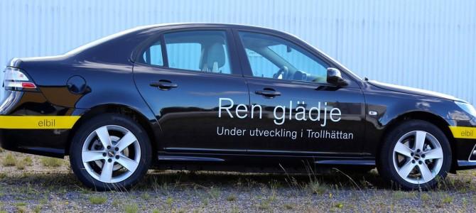 Le nouveau constructeur sino-suédois NEVS (ex-Saab) mise sur le tout électrique