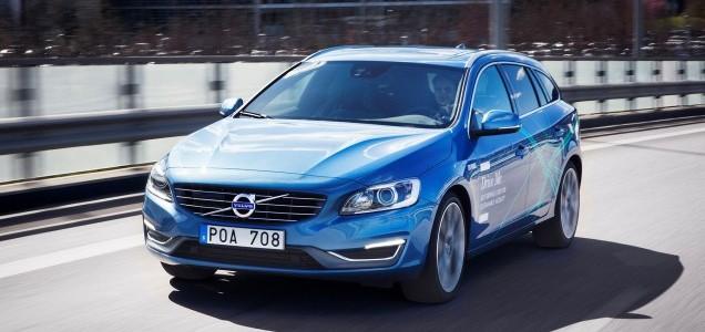 Autos autonomes en Suède!