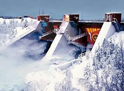 Vattenfall-Akkats-hydro-power-plant-lule-river-sweden-energie-hydro-electrique-suede-terre-natale-thierry-follain