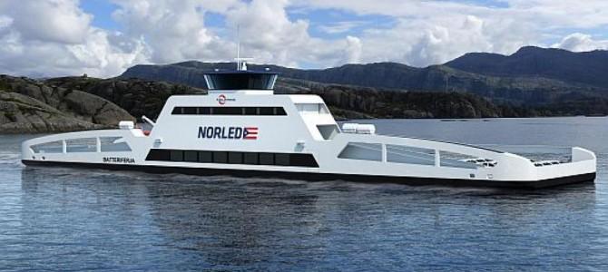 Danemark: des ferries maritimes 100% électriques