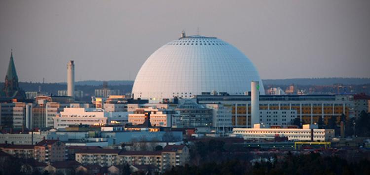 Ericsson Globe (Globen)