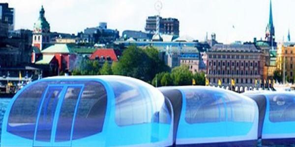 Stockholm: Les autobus aquatiques pourraient réduire d' 1/3 le temps de transports dans les villes.
