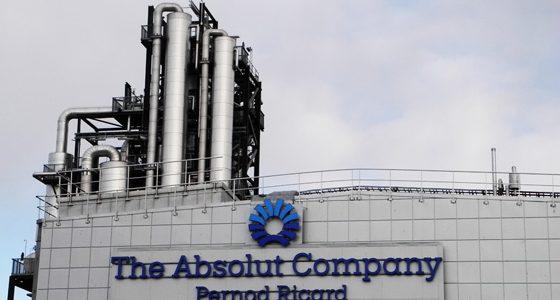 Suède: La distillerie Absolut Vodka fonctionne avec 90 % d'énergies vertes !