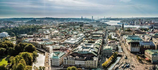 Göteborg 2020: capitale européenne du tourisme intelligent !