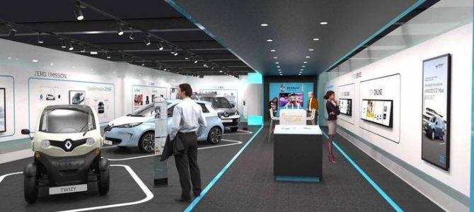 Les véhicules électriques Renault partent à la conquête de la Suède