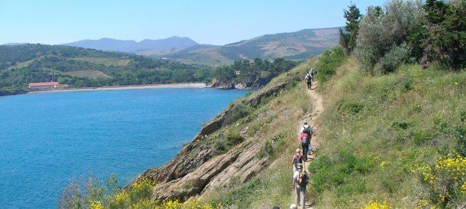 La Côte Vermeille à pied, à vélo… et dans l'eau !! (2/2)