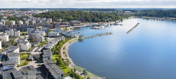 Lahti (Finlande), capitale verte européenne 2021