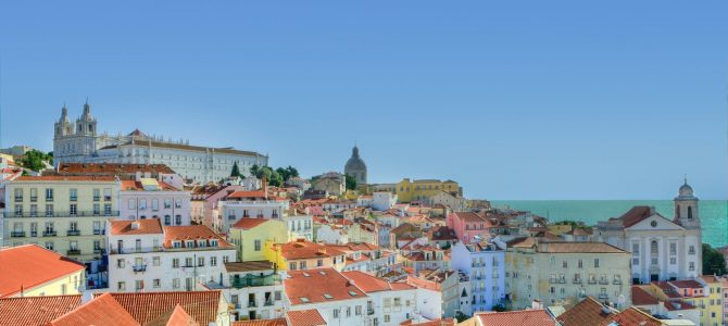 Lisbonne, capitale verte européenne 2020