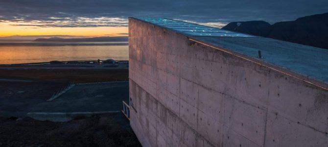 Réserve mondiale de la biodiversité végétale au Svalbard (Norvège)