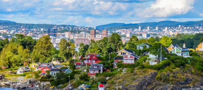 Oslo (Norvège): Capitale «verte» européenne 2019 !