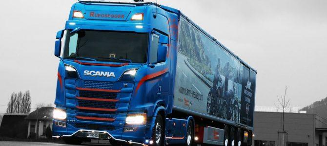 #Suède/France #Transports: Plein gaz pour Scania  !