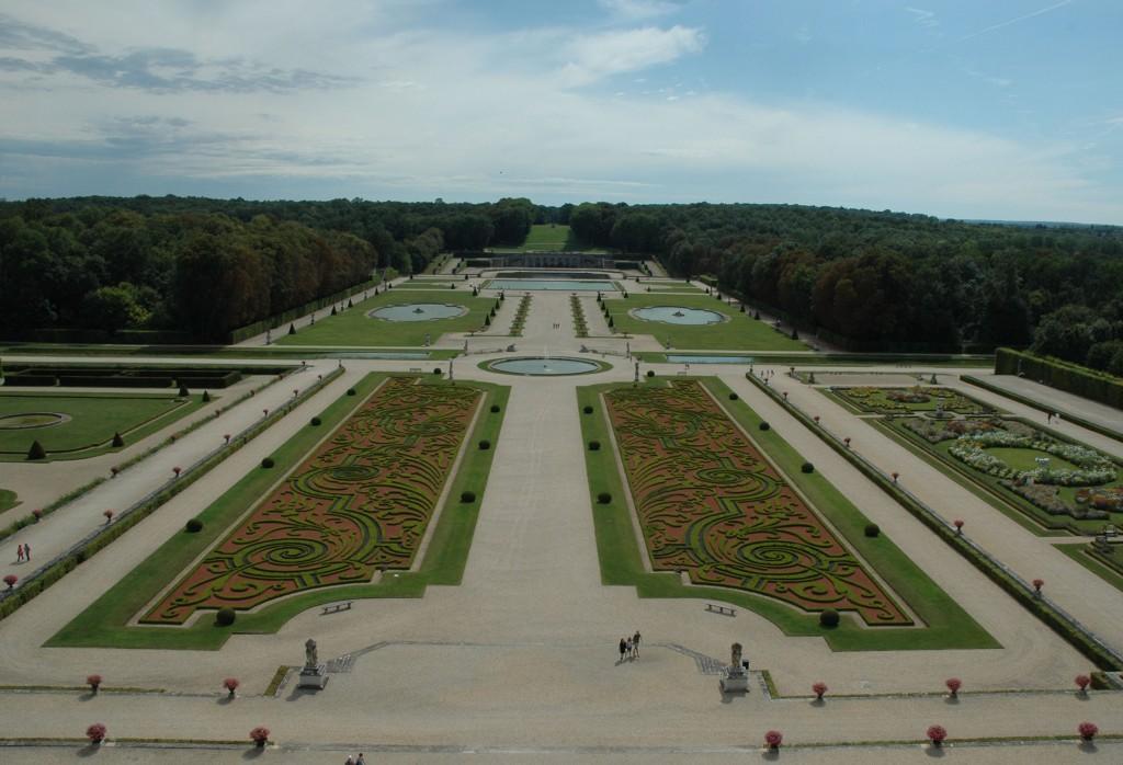 Qu y a t il de plus durable que le jardin la fran aise for Architecte jardin versailles
