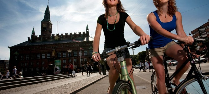 Danemark: « We Bicycle to Work »!