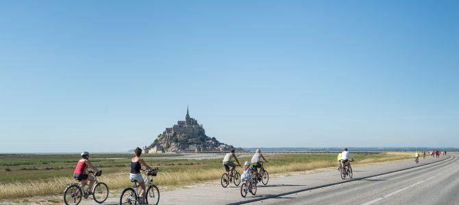 Spécial #Normandie « A plus ou moins 100 et en roue libre »: La Véloroute des Plages du Débarquement au Mont St Michel