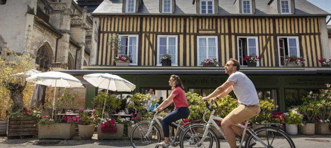 La Seine à vélo : 420 km entre Paris et la mer