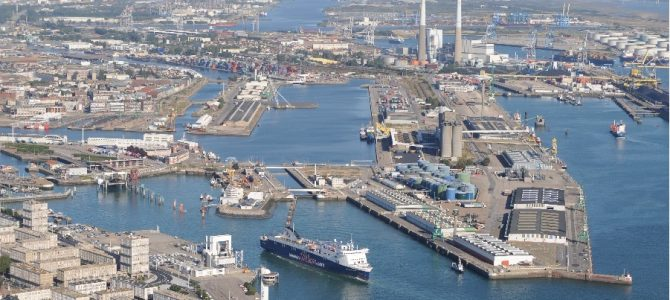 HAROPA (l'ensemble portuaire Le Havre, Rouen, Paris) élu « Best Green Seaport » 2020