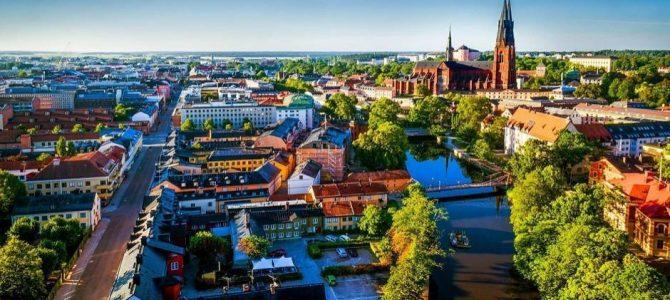 Suède: Uppsala, ville climatique mondiale 2018 !
