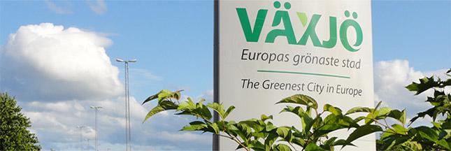 Suède: Växjö, ville durable depuis quarante ans !