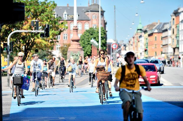 Copenhague capitale verte europ enne obs d e par le - Bureau de reve pour les amoureux du velo ...
