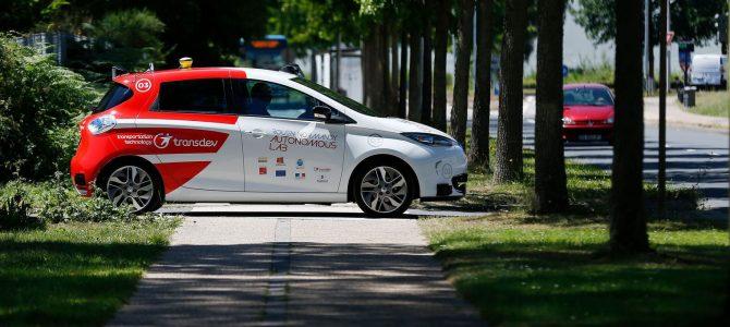 France: Rouen veut devenir la capitale européenne de la voiture autonome